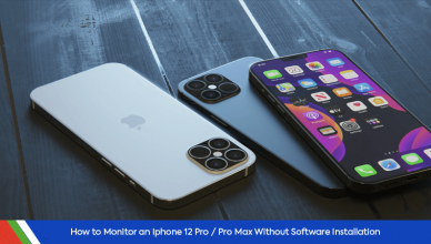 Monitor iPhone 12/12 pro max