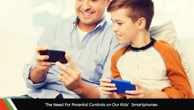 Parenting controls for kids