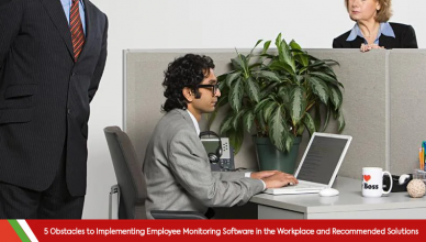Employee monitoring recommended solutions