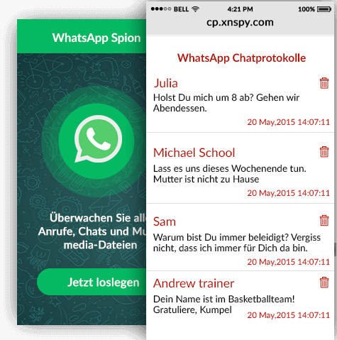 whatsapp spion app