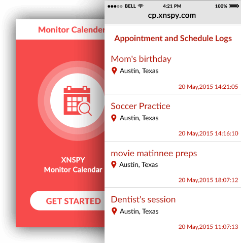 Monitor All Calendar Entries