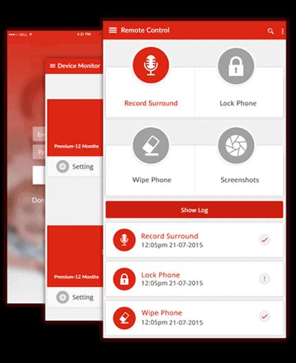 Mobile Spy App - XNSPY