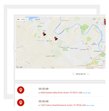 How To Track Cell Phone Location Realtime GPS Tracking XNSPY - Locate cell number on map
