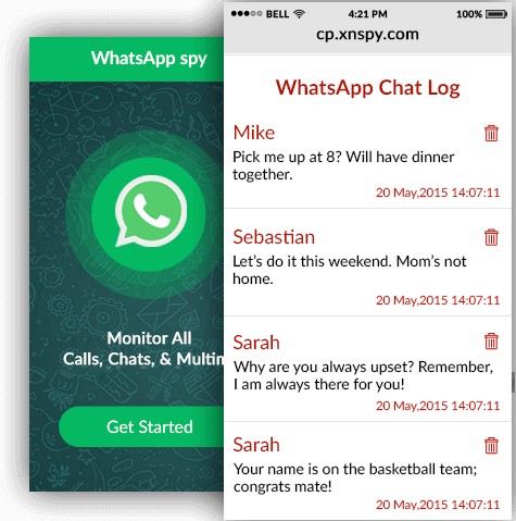 Whatsapp Spy App