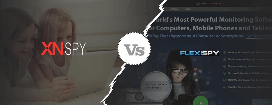 Xnspy vs  FlexiSpy: The Ultimate Comparison