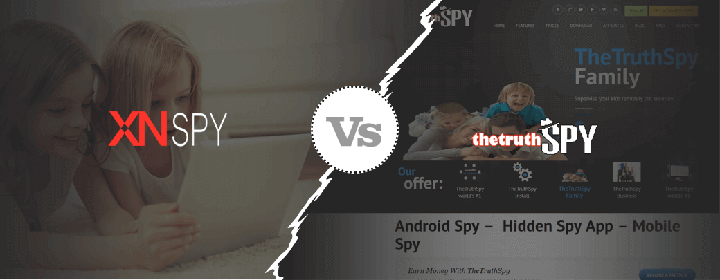 Xnspy Vs  TheTruthSpy: Who's the winner