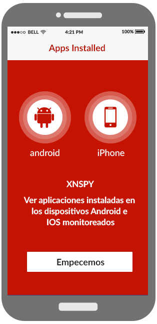 Installed App monitoring