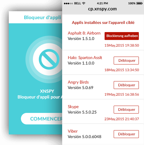 App Blocker for Android