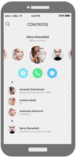 Get Alerts on Specific Contacts