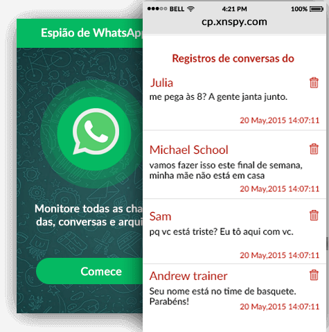 Whatsapp spy download iphone free